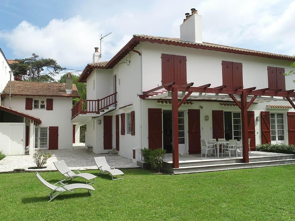 Cr ations jardin au pays basque 64 l 39 atelier du paysagiste for Entretien jardin bayonne