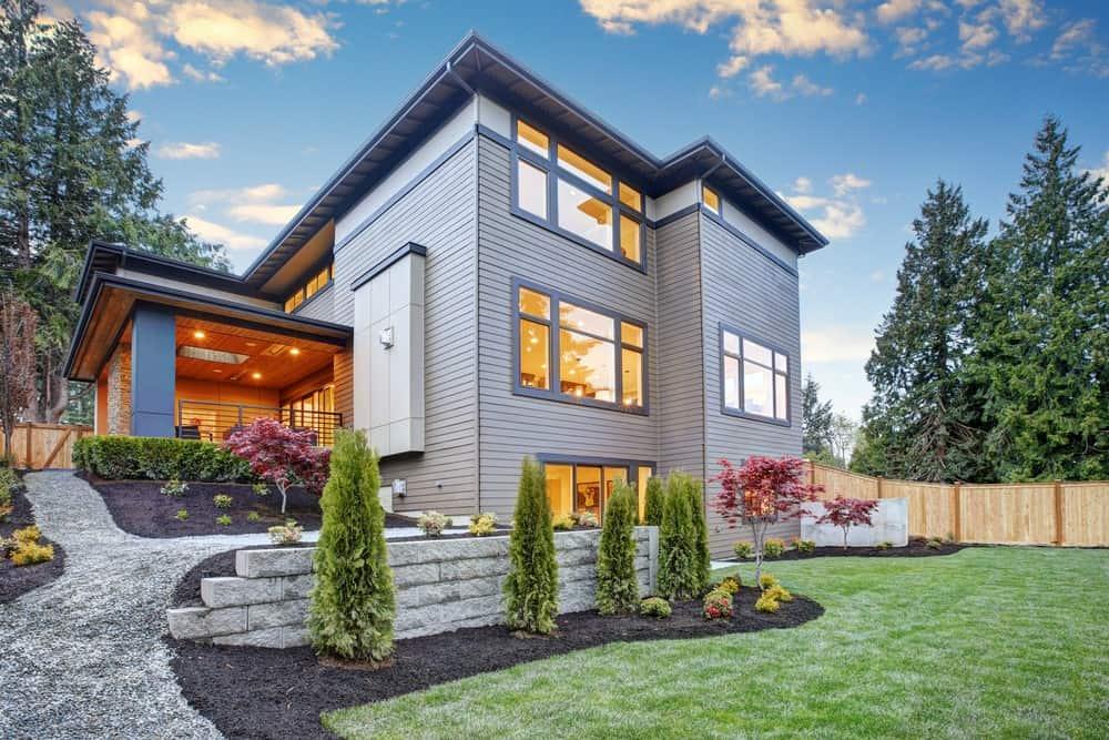 Qui dit nouvelle maison dit nouveau jardin !